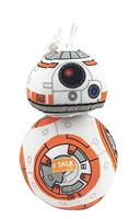 "Star Wars 4"" Talking Plush Clip On: BB8"