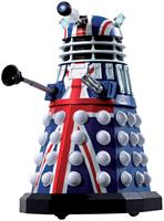 Doctor Who 50th Anniversary British Icon Dalek W/Sound and Lights