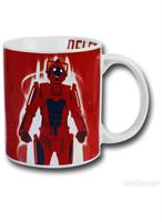 Doctor Who Red Cyberman Ceramic Coffee Mug