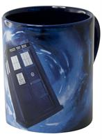 Doctor Who 12 Ounce Hidden Tardis Mug