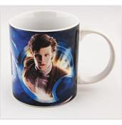 Doctor Who 11th Doctor Matt Smith Ceramic Coffee Mug