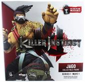 "Killer Instinct Series 1 6"" Collectible Figure: Jago"