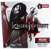 "Killer Instinct Series 1 6"" Collectible Figure: Hisako"