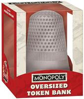 Monopoly Oversized Token Collectible Bank Thimble