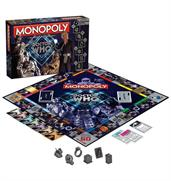Doctor Who Monopoly Board Game