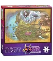 Legend of Zelda: Majora's Mask Termina Map 550-Piece Collector's Puzzle