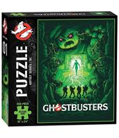 Ghostbusters Artist Series #1 550-Piece Puzzle