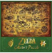 Legend Of Zelda 550 Piece Puzzle