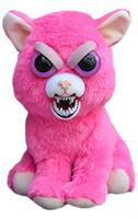 "Feisty Pets Lady Monstertruck 8.5"" Cat"