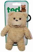 "Ted The Movie 3"" Plush Clip-On with Sound (PG)"
