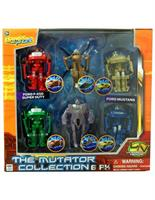 The Mutator Collection Figure 6-Pack