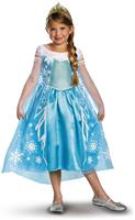 Disney Frozen Deluxe Elsa Costume Child Toddler