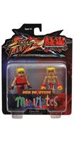 Street Fighter X Tekken Minimates Figure 2 Pack Ken vs Steve