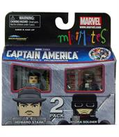 Marvel Minimates Series 40 Howard Stark and Hydra Soldier