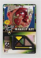 Soldier Camouflage Combat Costume Make Up Kit