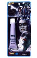 Grey Zombie Flesh Costume Make Up