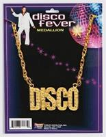 """Disco"" 70's Costume Necklace"
