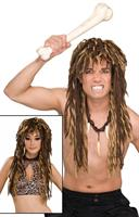 Stone Age - Untamed Costume Wig