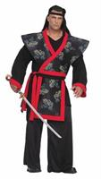 Super Samurai Designer Costume Adult Plus