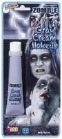 Zombie Gray Cream Costume Make Up