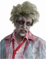 Grave Zombie Adult Costume Wig