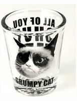Grumpy Cat Shut Up Shot Glass