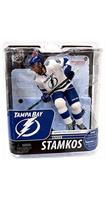 Tampa Bay Lightning McFarlane NHL Series 29 Figure: Steven Stamkos (Silver Level Variant)