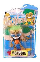 Tikimon Series 1 Monsoon Action Figure