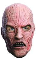 Nightmare On Elm Street Movie Freddy Krueger Costume Adult Mask Standard