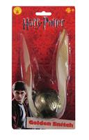 Harry Potter and The Deathly Hallows Costume Prop Golden Snitch