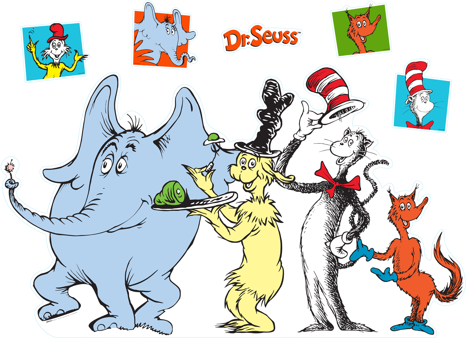 Dr Seuss Cat In The Hat Party Supplies