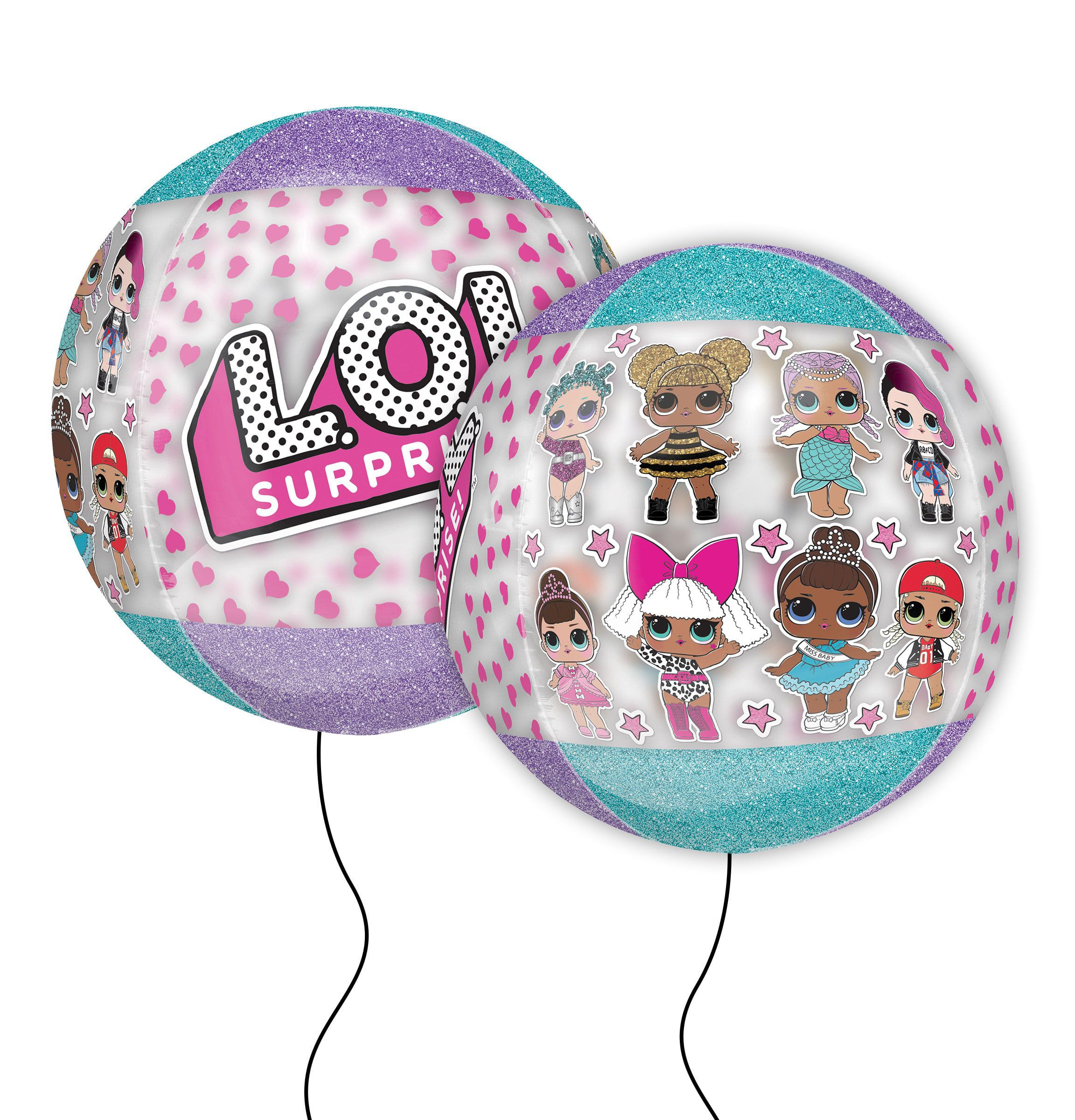 16 Quot Lol Surprise Orbz Balloon Partybell Com