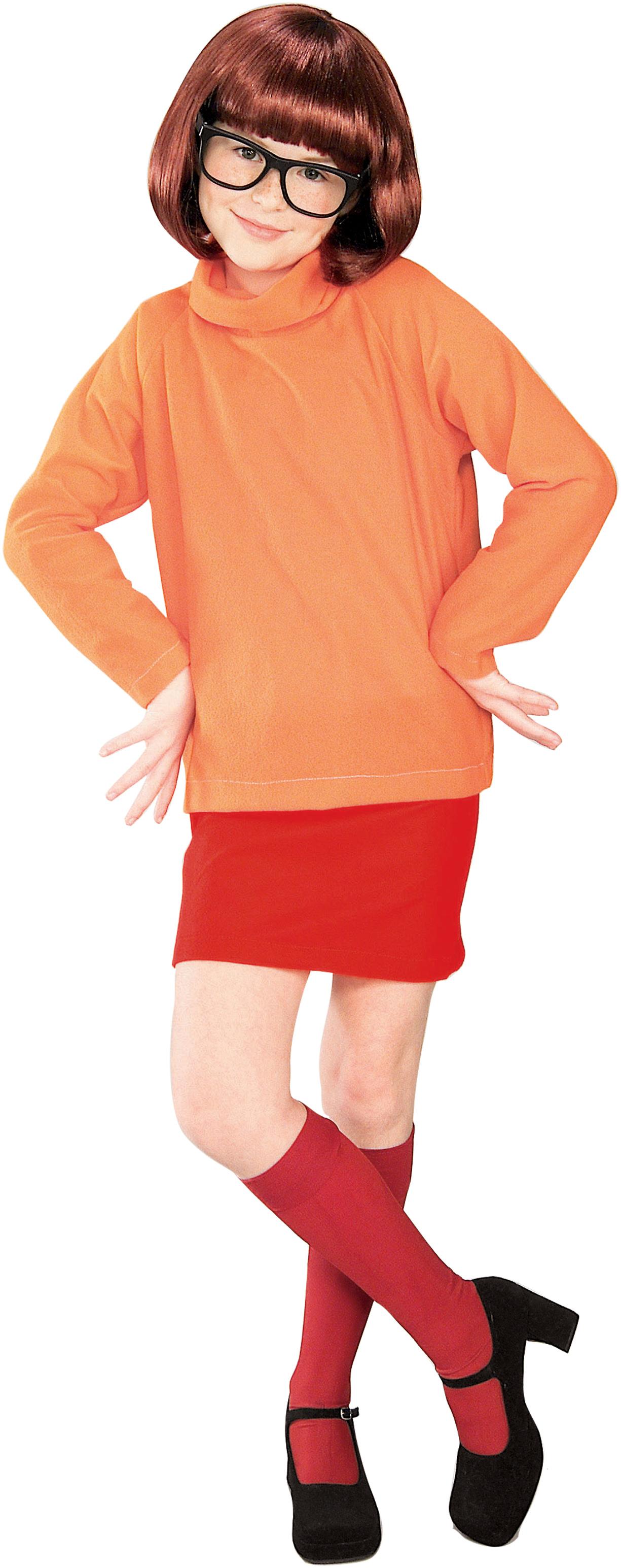 Scooby-Doo Velma Child Costume
