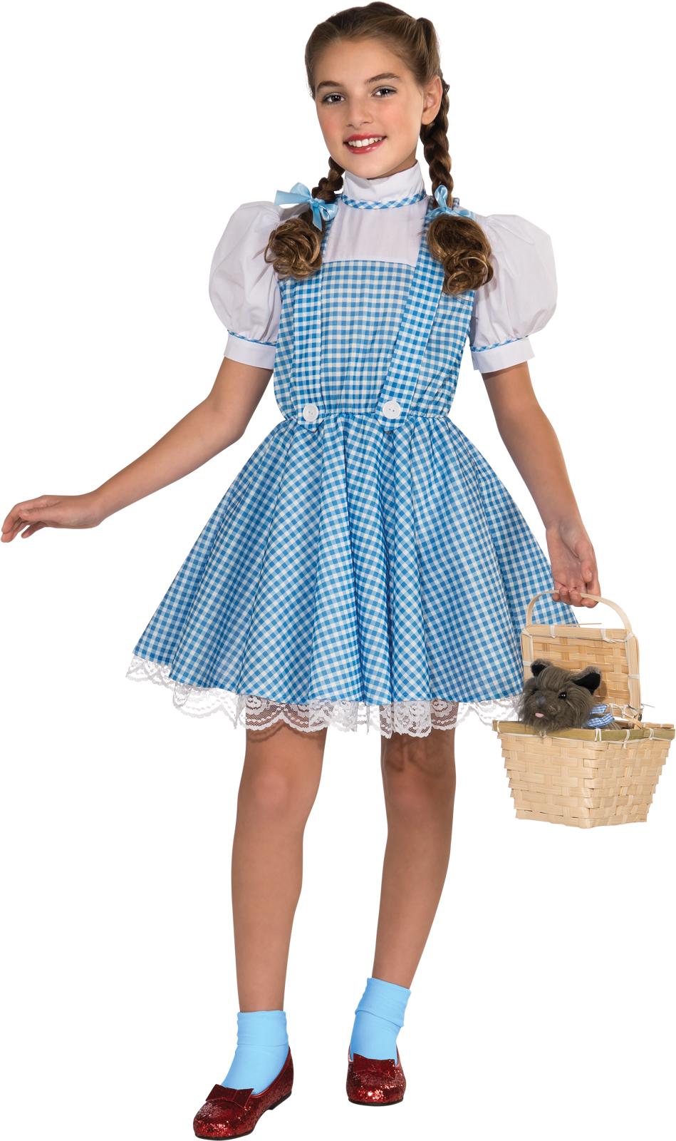 The Wizard Of Oz Dorothy Deluxe Child Costume Partybell Com