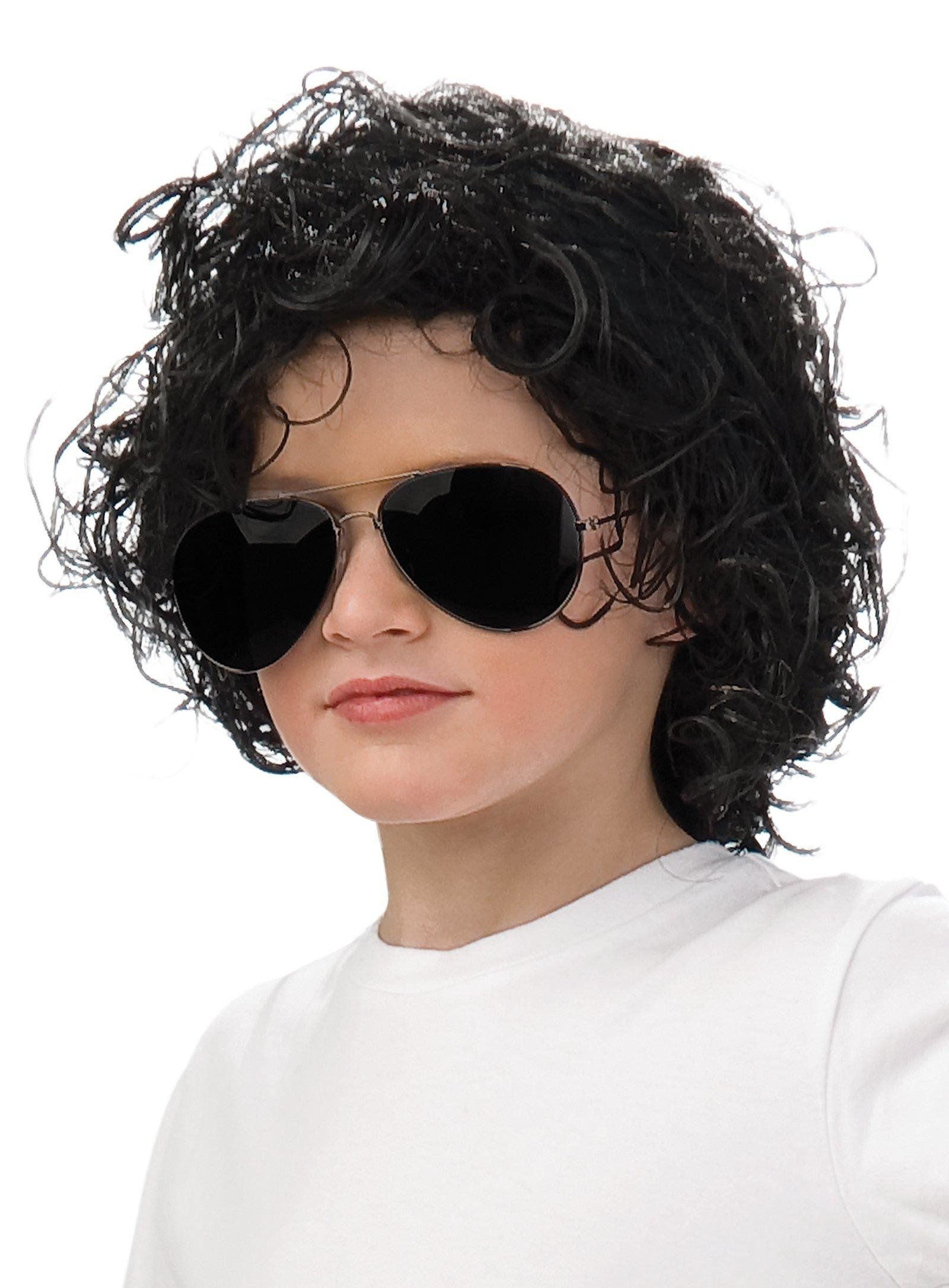 Michael Jackson Curly Wig Child Partybell Com