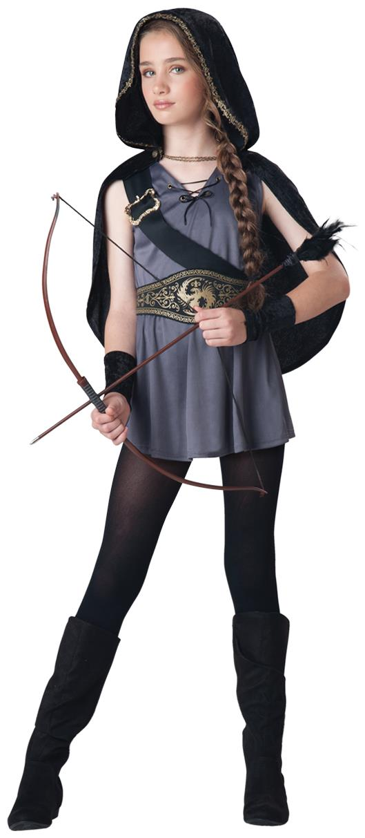 Medieval Huntress Costume Tween Partybell Com
