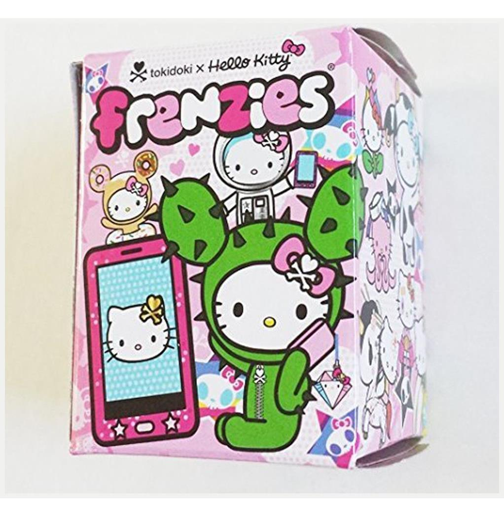 Hello Kitty Tokidoki Blanket: Hello Kitty X Tokidoki Frenzies Blind Box Mini Figure
